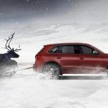 Felicitación navidad 2013 Audi