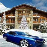 Felicitación navidad 2013 Dodge