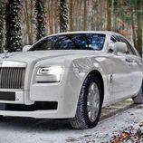 Felicitación navidad 2013 Rolls Royce