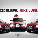 Felicitación navidad 2013 Nissan Juke