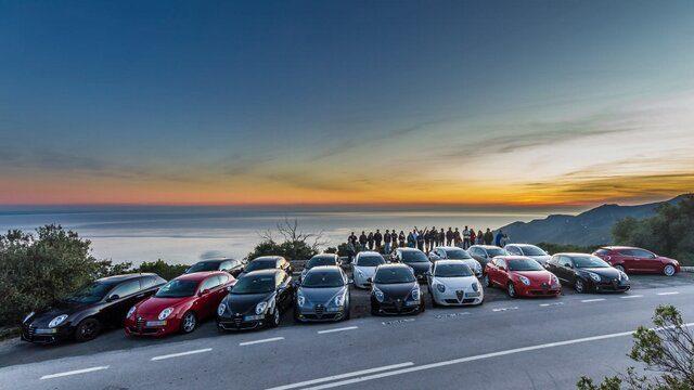 Felicitaciones navideñas 2013 Alfa Romeo