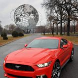 Ford Mustang 2015, World's Fair Site, aerea