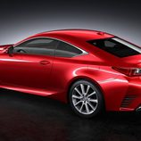 Lexus RC coupé estudio 007