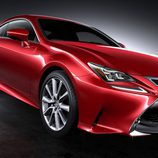 Lexus RC coupé estudio 006