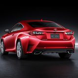 Lexus RC coupé estudio 005