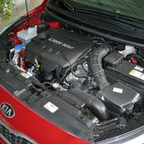 Kia Cee'd: Detalle del motor (II)