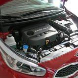 Kia Cee'd: Detalle del motor (I)