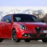 Alfa Romeo Giulietta 2017 facelift - frente