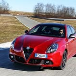 Alfa Romeo Giulietta 2017 facelift - carretera