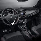 Alfa Romeo Giulietta 2017 facelift - volante