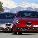 Alfa Romeo Giulietta 2017 facelift - dúo