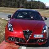 Alfa Romeo Giulietta 2017 facelift - red