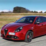 Alfa Romeo Giulietta 2017 facelift - vista perfil