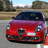 Alfa Romeo Giulietta 2017 facelift - curva