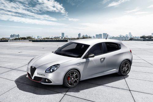 Alfa Romeo Giulietta 2017 facelift