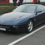 Ferrari 456 GT 1992 - frontal