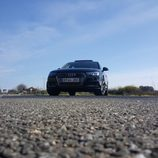 Prueba Audi A4 - faro