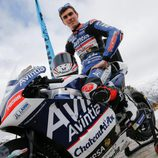 Contrapicado de Loris Baz