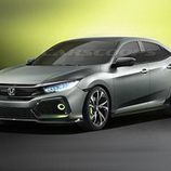 Honda Civic 2016 - filtrado