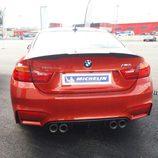 Presentación 8000 vueltas - BMW M4 rear