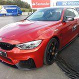 Presentación 8000 vueltas - BMW M4