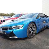 Presentación 8000 vueltas - BMW i8
