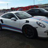 Presentación 8000 vueltas - Porsche 911 GT3 RS