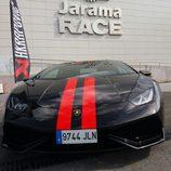 Presentación 8000 vueltas - Lamborghini Huracan