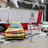 ClassicAuto Madrid 2016 - SEAT Ibiza