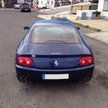 Ferrari 456M GT 1998 - rear