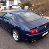 Ferrari 456M GT 1998 - back