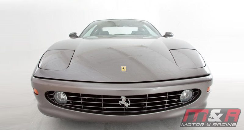 Ferrari 456M GT 1998 -front