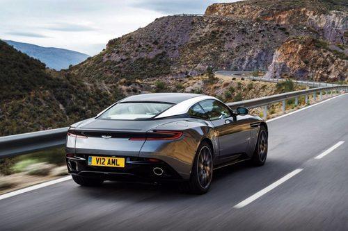 Aston martin db11 - trasera