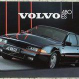 Volvo 480 ES coupe - delantera