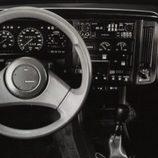 Volvo 480 ES coupe - volante
