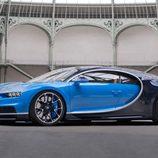 Bugatti Chiron - Llantas
