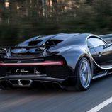 Bugatti Chiron - zaga