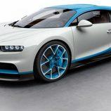 Bugatti Chiron - blanco
