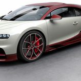 Bugatti Chiron - rojo