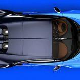 Bugatti Chiron - techo