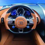 Bugatti Chiron - volante