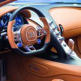 Bugatti Chiron - consola