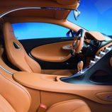 Bugatti Chiron - asientos