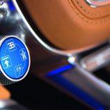 Bugatti Chiron - modos