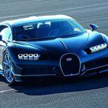 Bugatti Chiron - parrilla