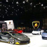 Lamborghini Centenario 2016 - side