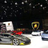 Lamborghini Centenario 2016 - stand