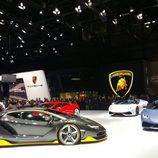 Lamborghini Centenario 2016 - lateral