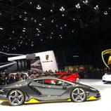 Lamborghini Centenario 2016 - back