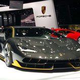 Lamborghini Centenario 2016 - front